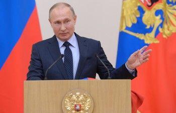 Путин назвал «тяжёлую болезнь» и главную угрозу для России