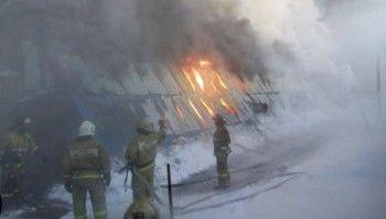 При пожаре внаркологическом центре вБаку погибли неменее 30 человек
