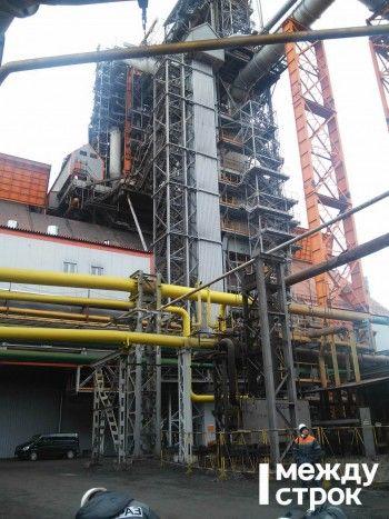На Нижнетагильском металлургическом комбинате открыли самую чистую доменную печь в России