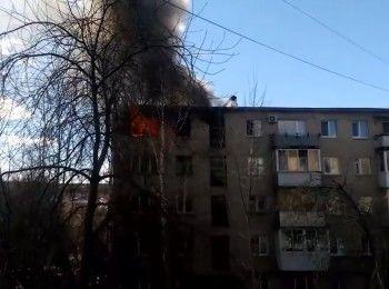 В Екатеринбурге из-за самовольно установленной плиты произошёл взрыв бытового газа (ВИДЕО)