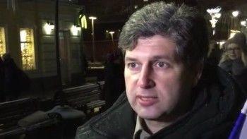 Активиста Гальперина обвинили в призывах к экстремизму