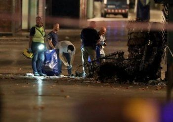 Полиция установила личность водителя фургона, сбившего людей в Барселоне