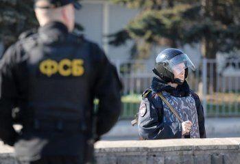 ФСБ: В Крыму задержан диверсант из СБУ