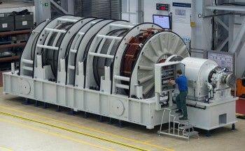 Siemens запретила Ирану поставлять турбины в Крым