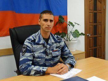 Назначен новый командир Нижнетагилького ОМОН