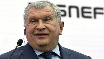 Сечин выразил уверенность в виновности Улюкаева