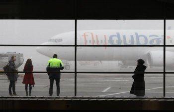 В авиакомпании Fly Dubai прокомментировали ситуацию с задержанием рейса на сутки из-за технеисправности