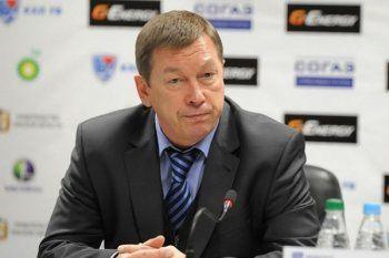 ХК «Спутник» лишился главного тренера