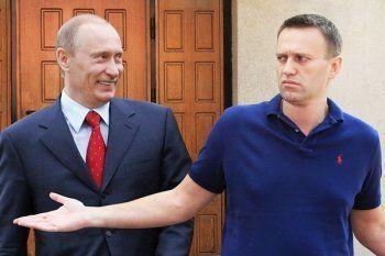 Суд отклонил иск Навального к Путину