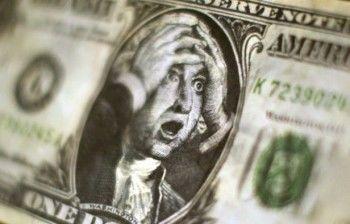 Биржевой курс доллара впервые с начала года упал ниже 74 рублей