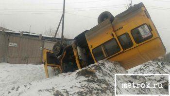 В ГИБДД Нижнего Тагила назвали виновных в аварии с участием пассажирской «Газели»