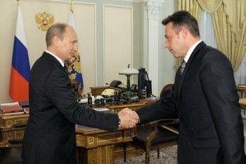 Приезд Путина в столицу Урала породил массу слухов