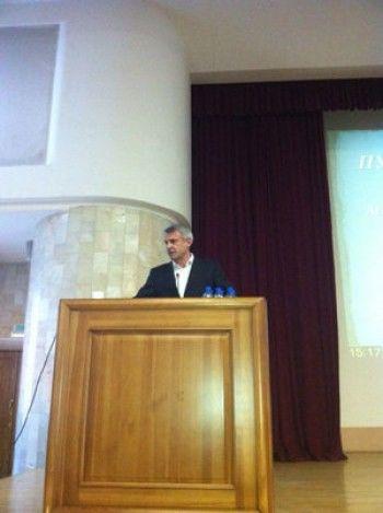Сергей Носов выступил на слушаниях по бюджету Екатеринбурга