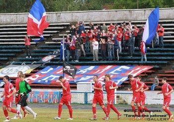 Футбольный клуб «Уралец-НТ» получил поддержку из бюджета