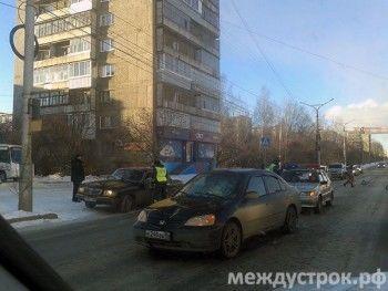 В первый день зимы пострадали два пешехода