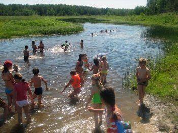 В первый день лета на Урале утонули двое детей и спасавшие их взрослые
