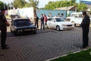 В Барнауле на координатора штаба Навального напали с ножом