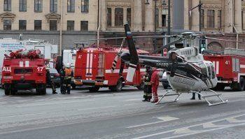 Число погибших из-за взрыва в метро Петербурга увеличилось до 14
