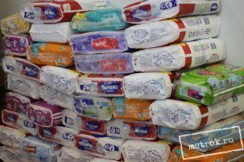 Жители Свердловской области обеспечили инфекционную больницу Нижнего Тагила годовым запасом памперсов для детей-отказников (ВИДЕО)