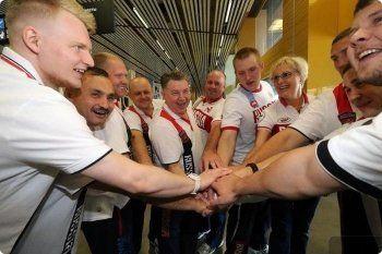 Евгений Куйвашев проводил уральских паралимпийцев на игры в Рио и пообещал им поддержку во всех мировых инстанциях