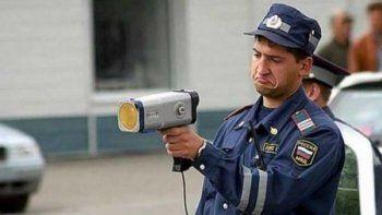 Инспекторам ДПС запретят использовать ручные радары