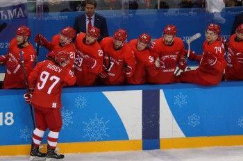 Российские хоккеисты обыграли норвежцев ивышли вполуфинал Олимпиады