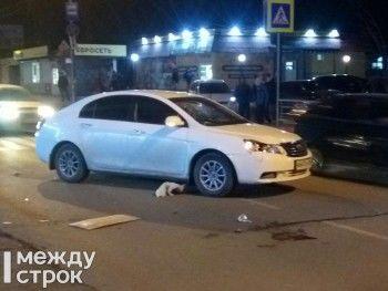 Полиция ищёт очевидцев резонансного ДТП на улице Металлургов, в котором пострадала семья с ребёнком