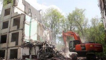 Госдума приняла закон о реновации