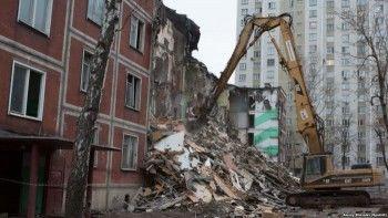 Жители 452 московских домов проголосовали против сноса