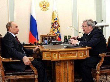 Губернатор Красноярского края ушёл в отставку