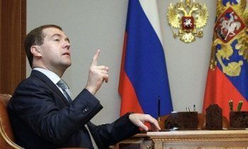 Медведев: в России нет кризиса