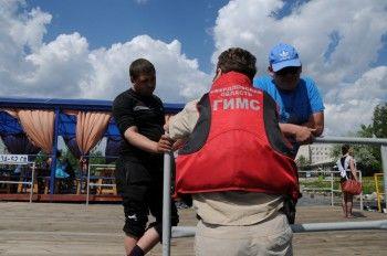 Не все плавсредства на Нижнетагильском пруду безопасны для жизни