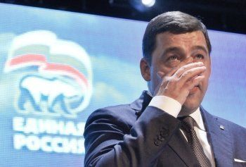 Команда губернатора Куйвашева проиграла первую предвыборную битву: «Единая Россия» потеряла контроль над отделением в Нижнем Тагиле