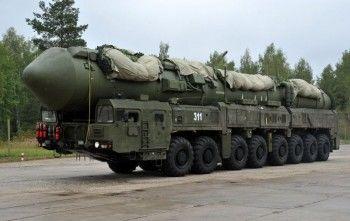 Тагильские ракетчики привыкают к новым «Ярсам»