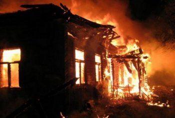 На пожаре в Нижнем Тагиле погибла девушка-инвалид и её бабушка