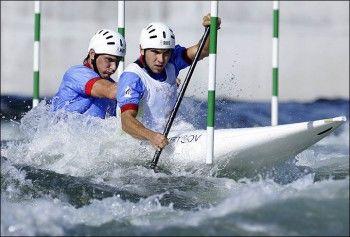 Первую в истории медаль континентального первенства по гребному слалому завоевали тагильчане