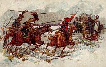 В Белоруссии арестовали отправившихся в конный поход на Берлин казаков