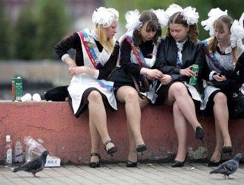Общественники хотят запретить школьные выпускные