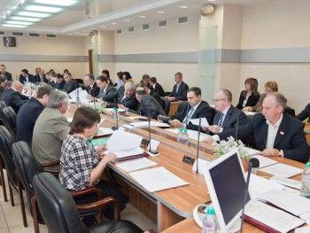 Отчёт мэра за прошлый год депутаты сочли удовлетворительным