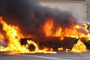 ИГИЛ опубликовало видео с 4-летним палачом, взорвавшим автомобиль с заложниками