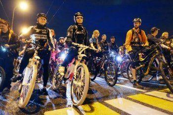 В Нижнем Тагиле пройдёт первый ночной велопарад