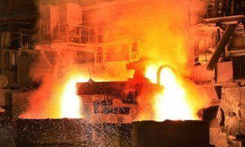 На челябинском заводе от взрыва печи погиб рабочий
