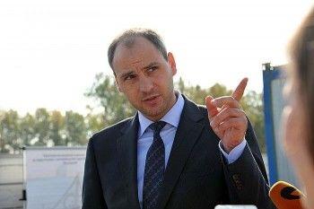 Свердловский премьер Паслер сделал официальное заявление о своей отставке