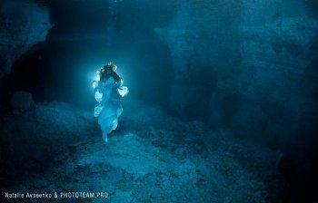 Дайверы сняли под Нижним Тагилом фильм-сказку о подводном мире