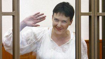 Управление ФСИН начало подготовку документов для экстрадиции Савченко