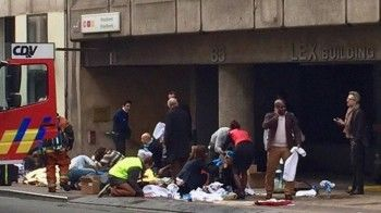 СМИ сообщили уже о четырёх взрывах в брюссельском метро