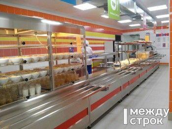 «Средний чек 130 рублей». На ЕВРАЗ НТМК открылась обновлённая столовая