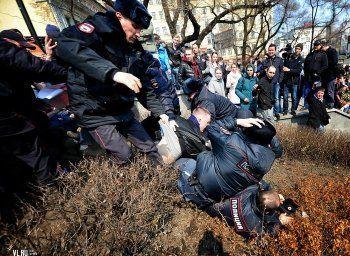 ФБК начал выплаты штрафов за задержанных на митингах 26 марта
