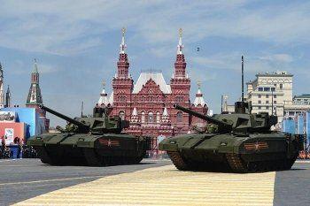 Танки «Армата» поступят на вооружение армии после 2020 года
