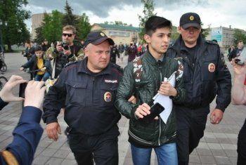 Суд Нижнего Тагила оправдал задержанного на антикоррупционной акции 12 июня